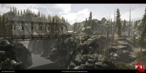 Map - Laughlin Lake 11