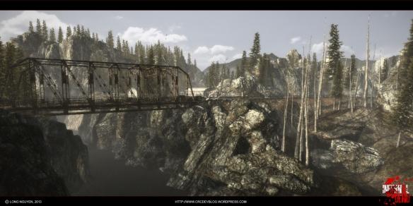 Map - Laughlin Lake 13