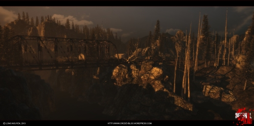 Map - Laughlin Lake 14