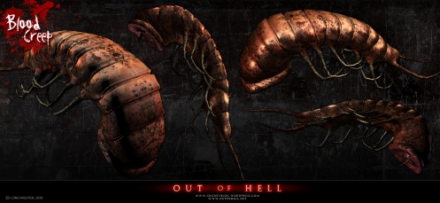 Monster - Blood Creep